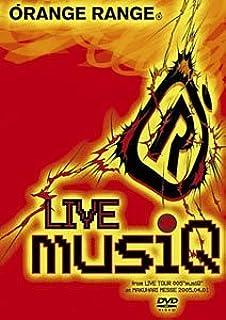 """LIVE musiQ ~from LIVE TOUR 005""""musiQ""""at MAKUHARI MESSE 2005.04.01~ [DVD]"""
