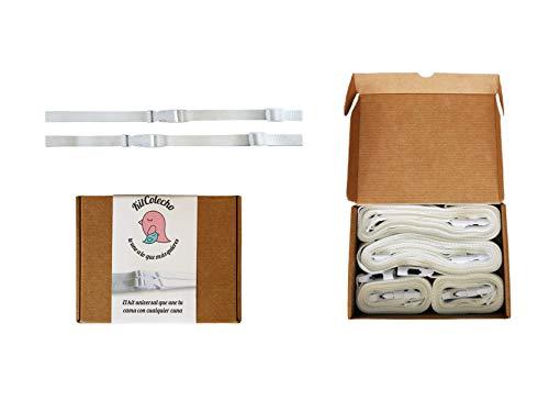 Kit Colecho - Sistema universal para unir la cuna a la cama y hacer colecho seguro