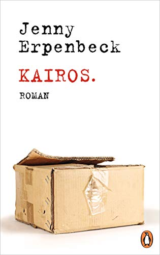 Buchseite und Rezensionen zu 'Kairos: Roman' von Jenny Erpenbeck