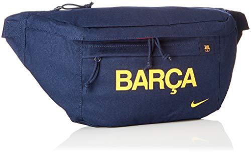 Nike FC Barcelona Stadium heuptas, obsidiaan/university goud, één maat
