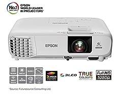 Epson EB-U05 3LCD Projektor (WUXGA, 3400 Lumen, 15,000:1 Kontrast)