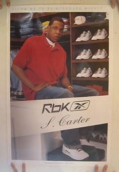 Jay-Z Poster Allow Me To Reintroduce XXXXXXXXXXXXX