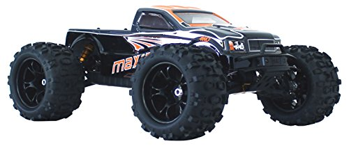 DHK HOBBY DHK8382 Maximus 1/8 4Wd Brushless Monster Truck, Ready to Run, No Battery Or Charger