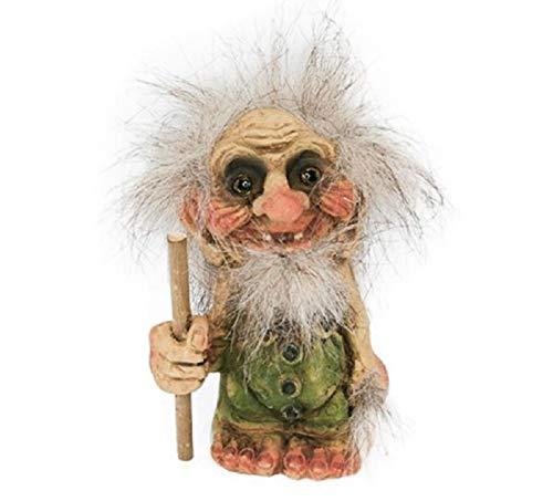 Nyform Troll Man with Stick Small
