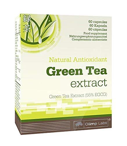 Olimp Green Tea Extrakt Blister Box- 2x60 Kapseln