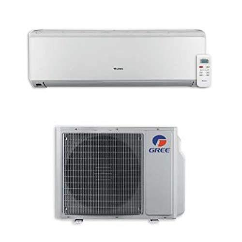 Climatizzatore Condizionatore Inverter Gree by Argo Serie Flat 12000 Btu Classe A++