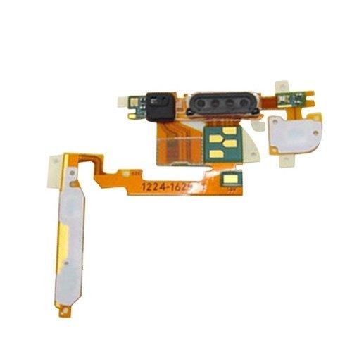 Kompatibler Ersatz IPartsBuy Power Button Flex-Kabel & Ohr-Lautsprecher for Sony Ericsson Xperia X10 / X10i / X10a Zubehör