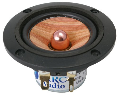 5cmウッドコーンスピーカー DCU-F071W