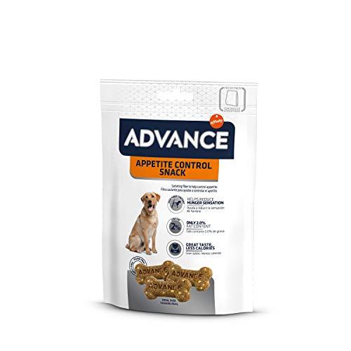 ADVANCE Snacks, Appetite Control Snack para Perros - 1050 gr ✅