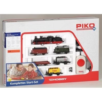 Piko 57120 - H0 Start-Set G7 Güterzug