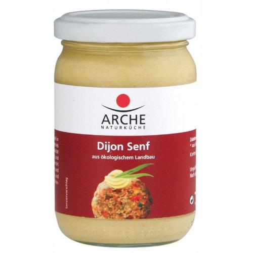 Arche Dijon Bio Senf, 6er Pack (6 x 200 ml)