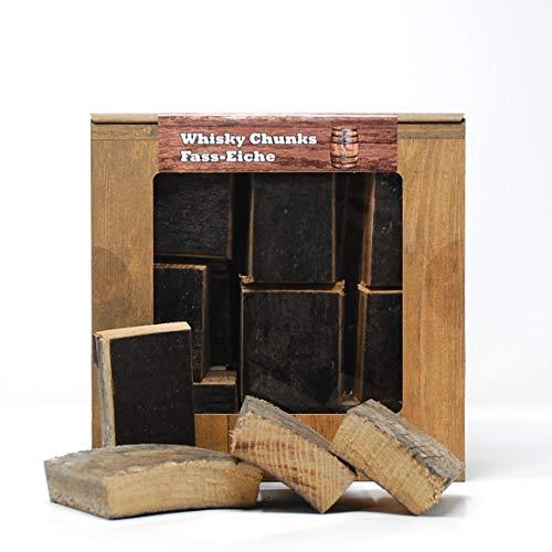 Landree Barrel Chunks Whisky 1,5Kg aus Original Eichenfass - Barrel-Chunks (Whisky)
