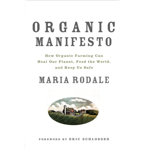 Organic Manifesto audiobook cover art