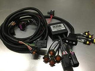 2014-2019 Polaris RZR 900/1000/Turbo/Turbo S/Dynamix Plug and Play Turn Signal Kit By Corbin Custom Works (2014 RZR 1000 2-Seater, Horizontal with Rocker Switch)