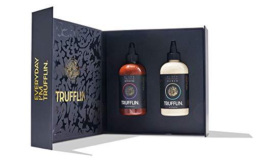 TRUFFLIN Sriracha & Ranch VIP Set – Gourmet Truffle Hot...