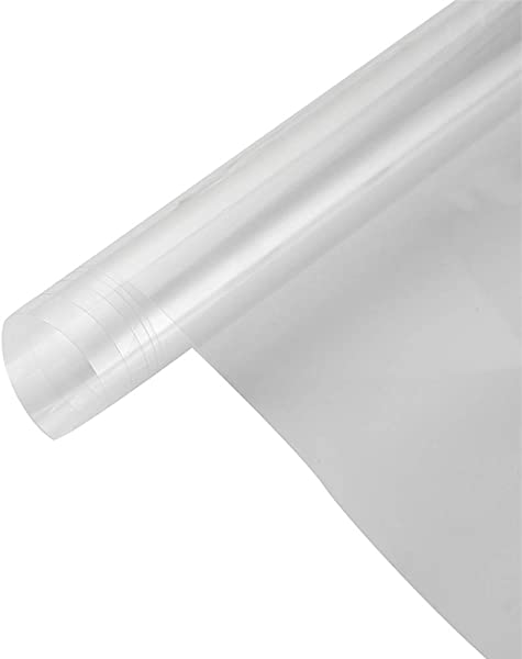 SW Security And Safety Window Film Adhesive UV Blocking Shatterproof Glass Protective Vinyl For Home And Office 2mil 12Inch X 20Inch