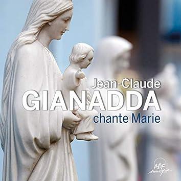 Jean-Claude Gianadda chante Marie