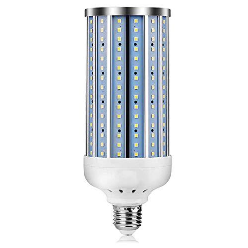 Bombilla LED de maíz 500W Equivalente Lámpara LED de maíz Alto Lumen 50W Iluminación de área Grande E26 / E27 Base para Exterior Garaje Interior Almacén Taller de fábrica Patio Trasero de la Calle,