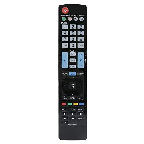 Nuovo telecomando universale sostitutivo per telecomando TV LG AKB72914293 AKB72915207 AKB72914209, compatibile con tutti i televisori LG 3D LCD Ultra HD, non necessita di configurazione