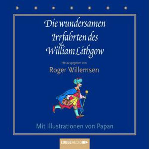 Die wundersamen Irrfahrten des William Lithgow  By  cover art