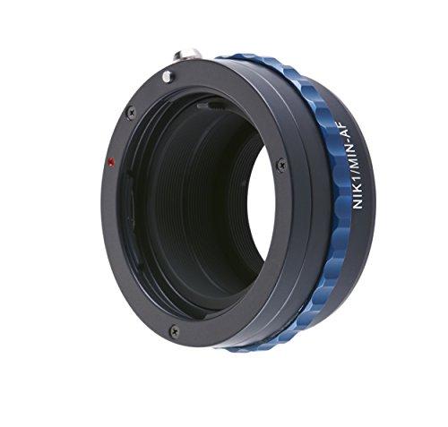 Novoflex - Adaptador de Objetivo Sony Alpha y Minolta AF para cámara Nikon 1