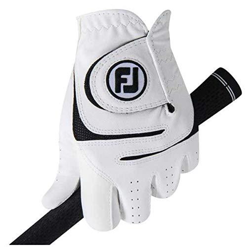 Footjoy WEATHERSOF® Golfhandschuh Damen weiß/schwarz rechte Hand/L