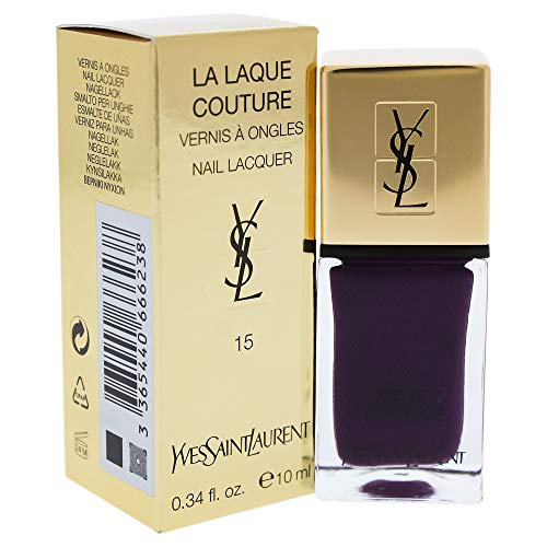 Yves Saint Laurent La Laque Couture Nagellack Nr. 15 Violet Baroque 10ml
