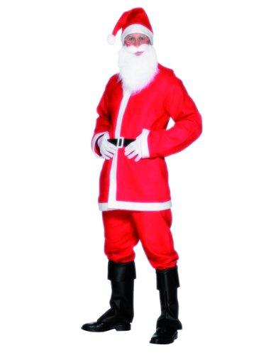 Smiffys Santa Suit Costume