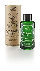 Concentrated, revitalising, organic bath oil De-stress the mind and relieve aches and pains An invigorating Herbal blend with yarrow extract, peppermint, fennel, fir needle and sweet birch essential oils Helps to ease stress headaches and clear the a...