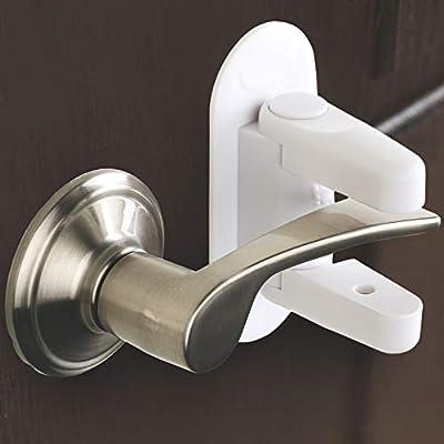 child safety lever door locks