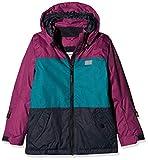 Lego Wear Mädchen Lego Tec Cool LWJOSEFINE 704 - Skijacke/Winterjacke Jacke,per Pack Mehrfarbig (Light Purple 620),158 (Herstellergröße:158)