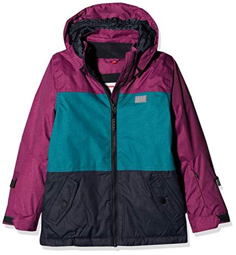 Lego Wear Mädchen Lego Tec Cool LWJOSEFINE 704-Skijacke/Winterjacke Jacke, Mehrfarbig (Light Purple 620), (Herstellergröße:146)