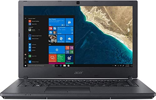 Acer TravelMate P2 - 14' Laptop Intel Core i3-8130U 2.2GHz 4GB Ram 500GB HD W10P (Renewed)