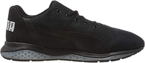 Puma Herren Cell Ultimate Point Sneaker, Schwarz Black White, 48.5 EU