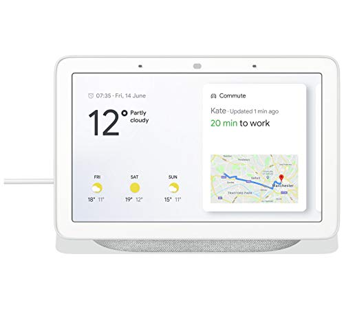 Google Home Hub - Charcoal (Chalk)