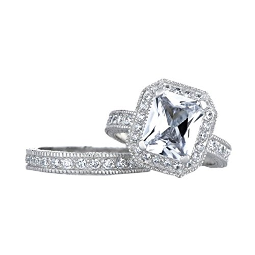 Looking for Khloe Kardashian Inspired Wedding Ring Set lowest prices.