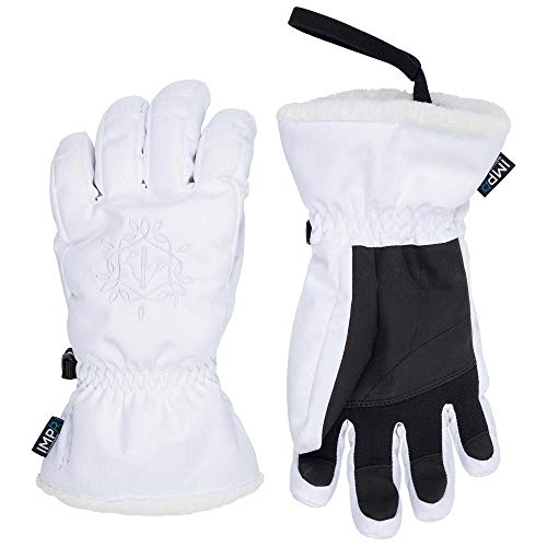 Rossignol Temptation Guantes, Mujer, White, M