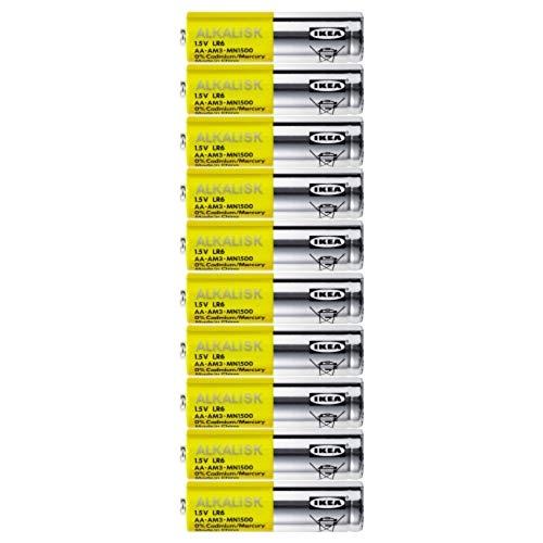 IKEA 502.405.02 Alkalisk Alkaline Batterie