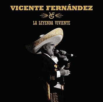 Vicente Fernandez La Leyenda Viviente (Digi-Pack)