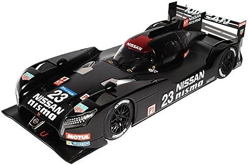 AUTOart Nissan GT-R Nismo Le Mans 2015 24H Testcar 81577 1 18 Modell Auto