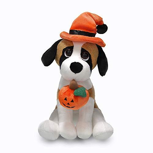 Plush Halloween Dog