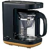 ZOJIRUSHI Drip Method Coffee Maker'STAN.' (BLACK) EC-XA30-BA【Japan Domestic Genuine Products】【Ships from Japan】