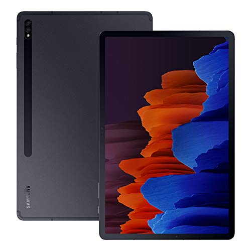 Samsung Galaxy Tab S7+ Wifi Android Tablet Mystic Black