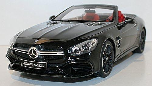 GT Spirit gt117 Mercedes Benz SL 63 G Ma ab 1 18 Schwarz