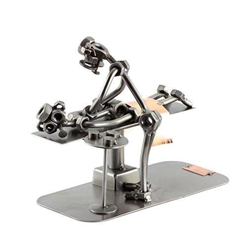 Steelman24 I Masajista I Made in Germany I Idea para Regalo I Figura de metalo