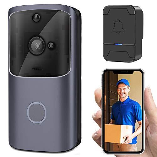 Prtukytt Smart-Home-kattenogen video-deurbel 3,5 inch HD-LED-display mobiele telefoon detectie nachtzicht anti-diefstal maximale ondersteuning 32G geheugenkaart