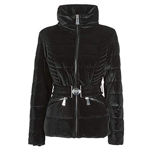 Guess Damen Übergangsjacke Theodora schwarz S