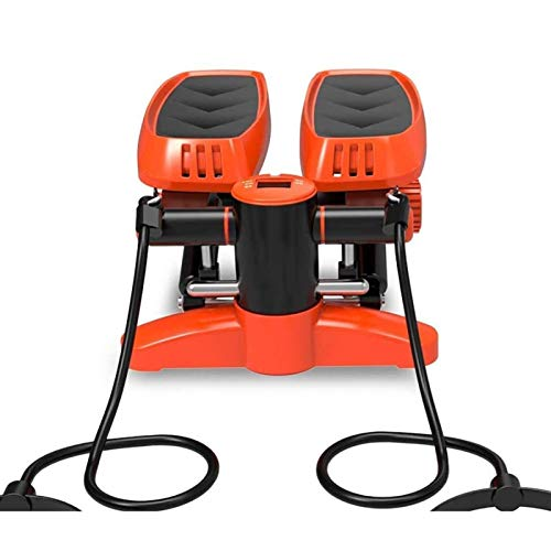 SHUILV Fitness Steppers for Ejercicio Steppers Running Máquinas con la Cuerda de Pull Sports Mini Cinte de Correr Equipado Casa Tranquila Perden Pedal Pedal Equipos de Fitness para Hombres/piernas m