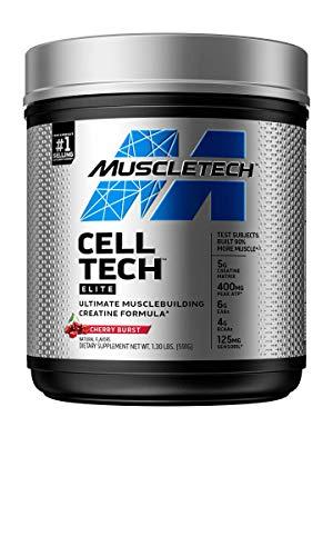 MuscleTech Cell-Tech Elite, Cherry Burst, 591g