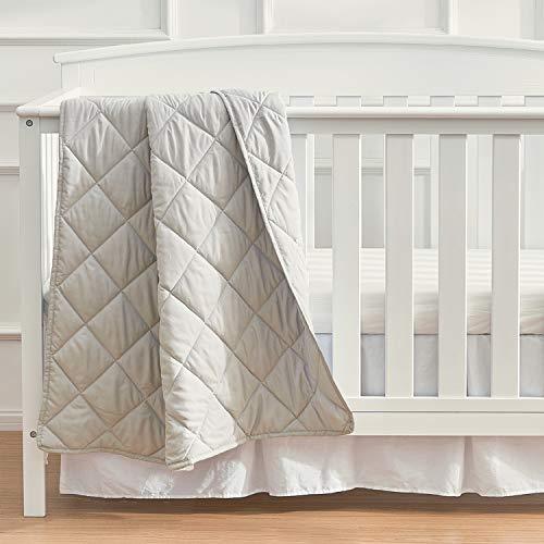 EXQ Home Toddler Comforter Baby Quilt Blanket Soft...